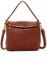 Hobo Briar Leather Shoulder Bag