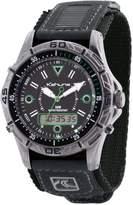 Kahuna Men's Watch K5V-0004G with Black Rip Strap