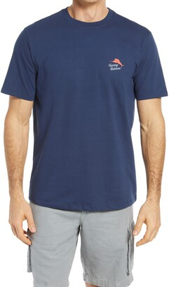 Tommy Bahama Fore on the Floor Men's Graphic Tee