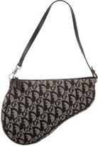 Christian Dior Micro Saddle Bag