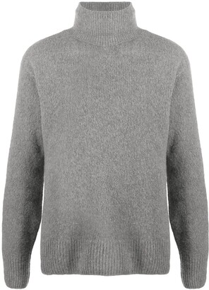Kenzo Knitted High Neck Sweater