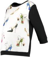 Pietro Brunelli MELROSE Sweatshirt off white
