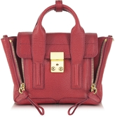 3.1 Phillip Lim Red Pashli Mini Satchel