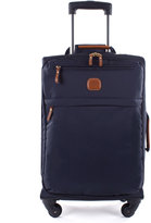 """Bric's Navy X-Bag 21"""" Carry-On Spinner"""