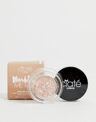 Ciaté London Marbled Metals Metallic Glitter Eyeshadow - Entwine