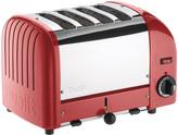 Dualit Classic Toaster - Red - 4 Slot