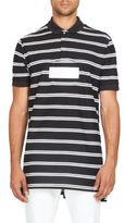Givenchy Striped Polo