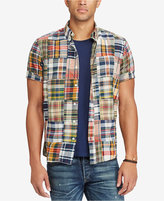 Polo Ralph Lauren Men's Big & Tall Classic-Fit Madras Shirt