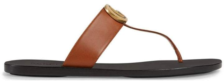 53dc2494f Gucci Thong Women s Sandals - ShopStyle