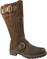 Bos. & Co. Camel Outercity Wool-Lined Waterproof Leather Boot