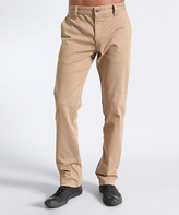 Mavi Jeans Khaki Twill Edward Chino Pants - Men