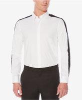 Perry Ellis Men's Slim-Fit Striped Shoulder Shirt