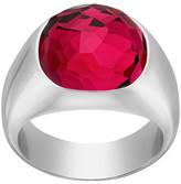 Swarovski Crystal Dot Ring - Size 9