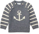 Ralph Lauren Intarsia-Knit Cotton Sweater