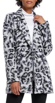 Nic+Zoe Wild and Free Leopard Print Jacket