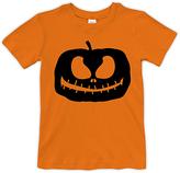 Urban Smalls Black & Orange Jack O'Lantern Tee - Toddler & Boys