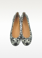 Marc by Marc Jacobs Lace Mouse Ballerina Flat