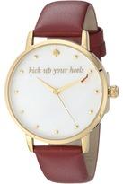 Kate Spade Metro Watch - KSW1209 Watches
