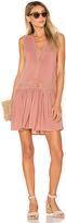 Indah Moonbeam Mini Dress