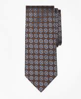 Brooks Brothers Spaced Floral Tie