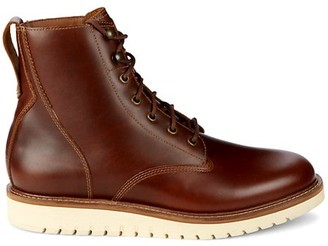 Cole Haan Zerogrand Explore Leather Booties