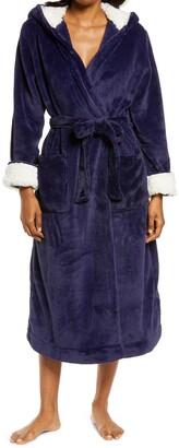L.L. Bean Wicked Hooded Plush Robe