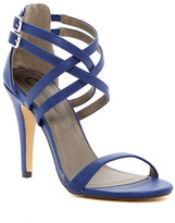 Michael Antonio Rixy Double Strap Heeled Sandal
