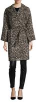 Max Mara Attuale Wool Wrap Coat