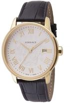 Versace Business Collection VQS030015 Men's Stainless Steel Quartz Watch