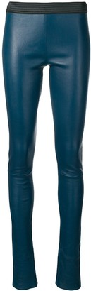 Drome Leggings-Style Skinny Trousers