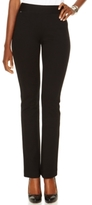 INC International Concepts Petite Pull-On Straight-Leg Pants, Created for Macy's