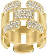 Swarovski Cube Ring