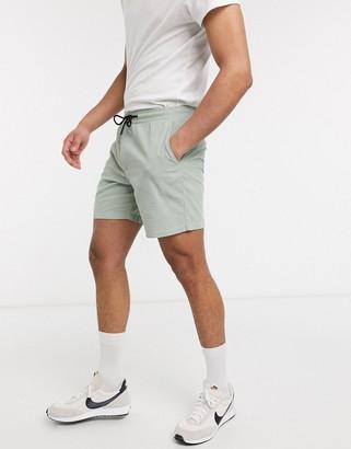 Topman shorts in sage