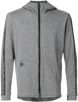 Hydrogen light-weight zipped jacket - men - Cotton/Polyamide/Spandex/Elastane - S