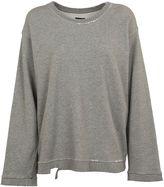RtA Destroyed Effect Sweatshirt