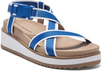Lucky Brand Imbae Strappy Platform Sandal