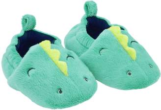 Gold Bug Baby/Toddler Boy Dinosaur Slippers