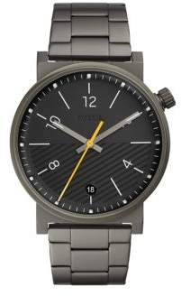 Fossil Barstow Stainless Steel Bracelet 3-Hand Watch