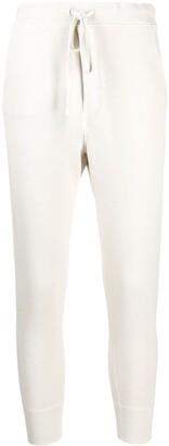 Nili Lotan Nolan cotton track trousers