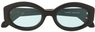 Karen Walker Bishop sunglasses