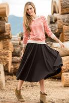 Shabby Apple Pirouette Skirt Black