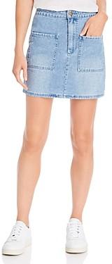 Billabong Magic Touch Denim Skirt