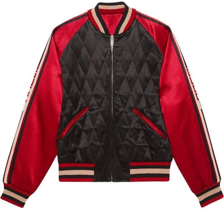 139e30e85 Men\s+red+bomber+jacket - ShopStyle