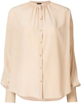 Joseph gather neck blouse
