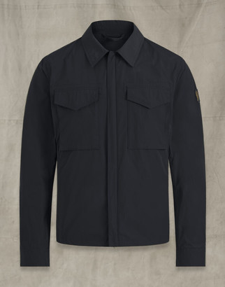 Belstaff Command Shirt Blue