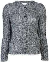 Carven Tweed cardigan