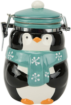 Boston Warehouse Polar Penguin Hinged Jar
