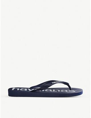 Havaianas Top Logomania rubber flip-flops