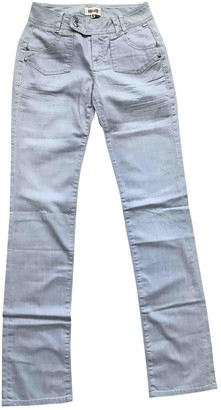 Kenzo Cotton - elasthane Jeans for Women