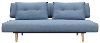 Fox Imports Rio Sofa Bed Blue Grey